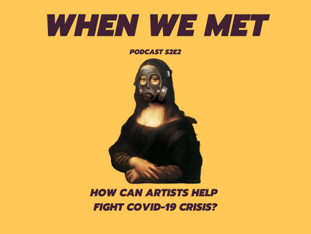 How can artists help fight COVID-19 crisis?