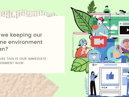 Are we keeping our digital environment clean? #WorldEnvironmentDay