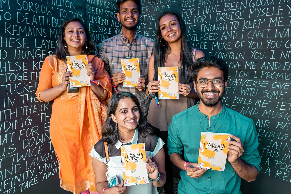 UNREAD 2020 was launched at Under25 Summit in Bangalore