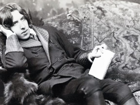 Wilde and Maupassant are my quarantine pals.