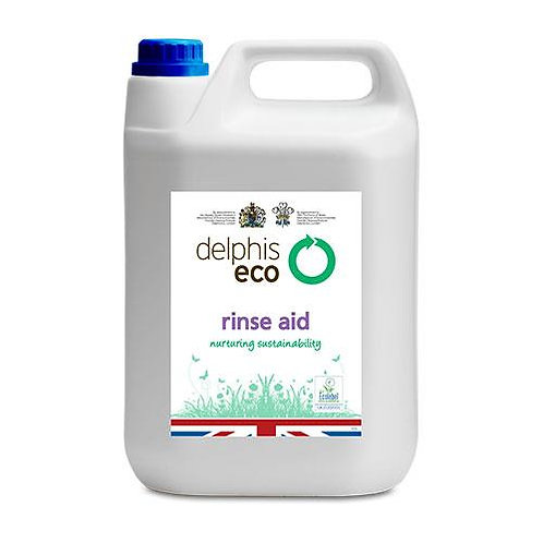 Delphis Eco Rinse Aid 5 Ltr
