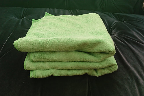 Premium Microfibre Cloths Top quality 280gsm microfibre cloths, 40 x 40cm