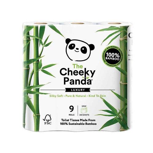The Cheeky Panda Toilet Roll - 100% Bamboo