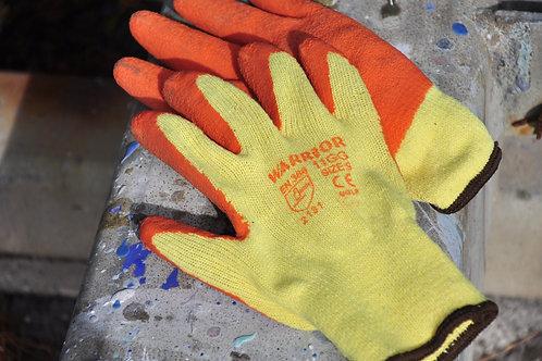 Latex Coated Palm Work Grip Gloves