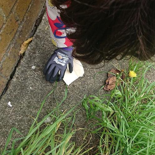 Children's Reusable Safety Gloves