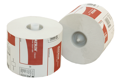 Katrin 103424 Classic System Eco Label 2 Ply Toilet Rolls x 36