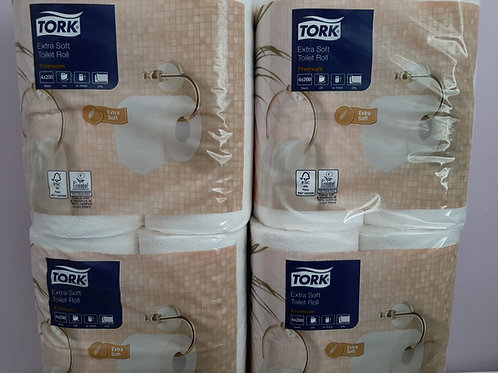 Tork Extra Soft 2 Ply Luxury Toilet Roll