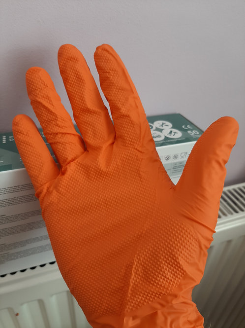 asap T-Grip Thick Nitrile Gloves - Extra Large