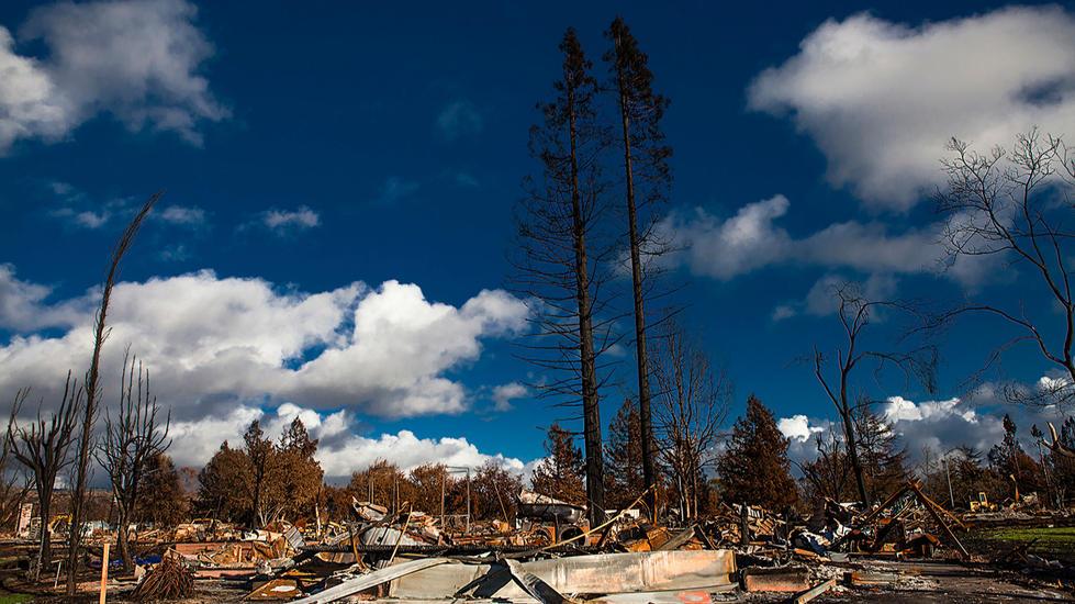 California-Wildfire-Tubbs-burned coffee