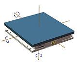 AMTI Force Platform