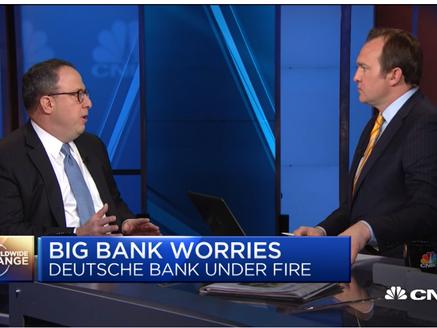 Risks 2019: Quantitative Tightening, Eurobanks & China