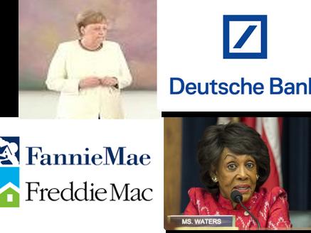 Deutsche Bank, GSEs & Systemic Risk