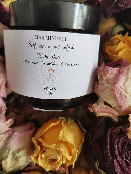 Mr and Mrs Mindful Body Butter 50ml