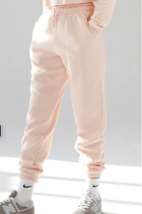 High Rise Cozy Joggers