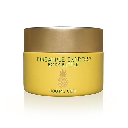 Pineapple Express CBD Body Butter