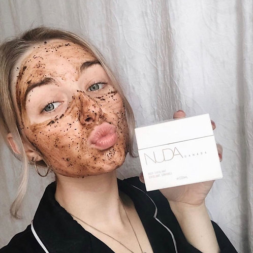 Nuda Coffee Body Exfoliant