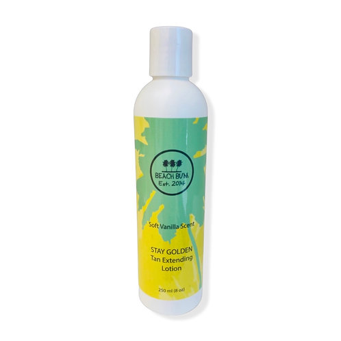Sample STAY GOLDEN Lotion™  (4oz)