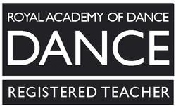Royal Academy of Dance qualifiziert