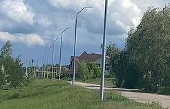 Фонарные столбы