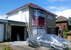 wall coating 9