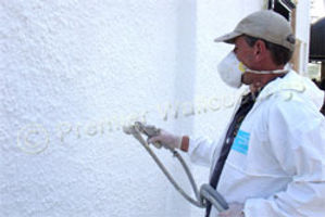 wallcoating spraying