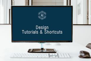 Design Resources: Shortcuts & Tutorials