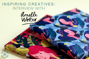 Creatives Series: Interview with Arnelle Woker