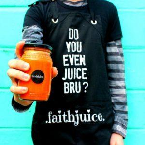 Do you even juice, bru?