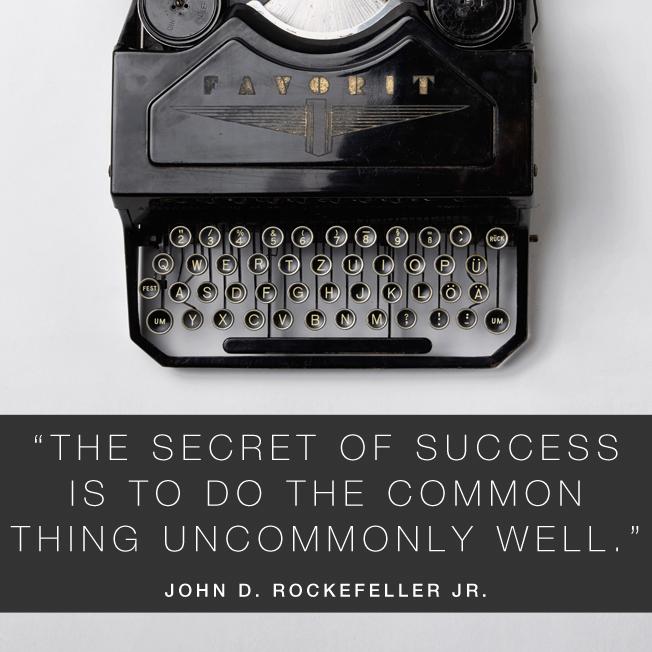 Secret To Success - Klara Loots