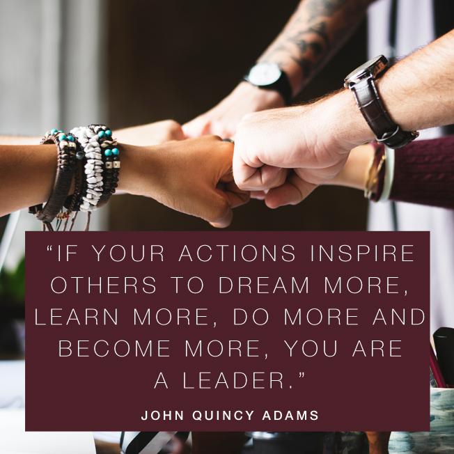 Inspire Through Action - Klara Loots
