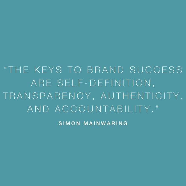 Branding - Be Authentic - Klara Loot