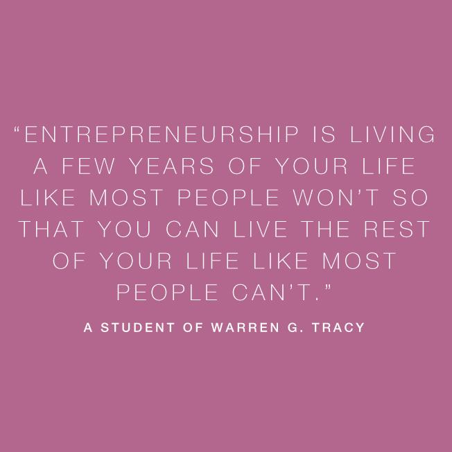 Entrepreneurship - Klara Loots