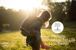 Portfolio: Foundations For Life Logo Design