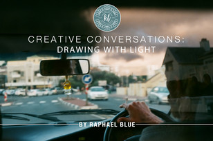 Creative Conversations Series: Drawing with Light