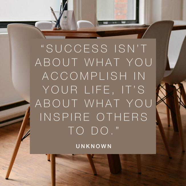 Inspire Others - Klara Loots