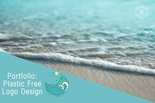 Portfolio: Plastic Free Logo Design