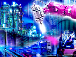Industry 4. IOT Manufacturing