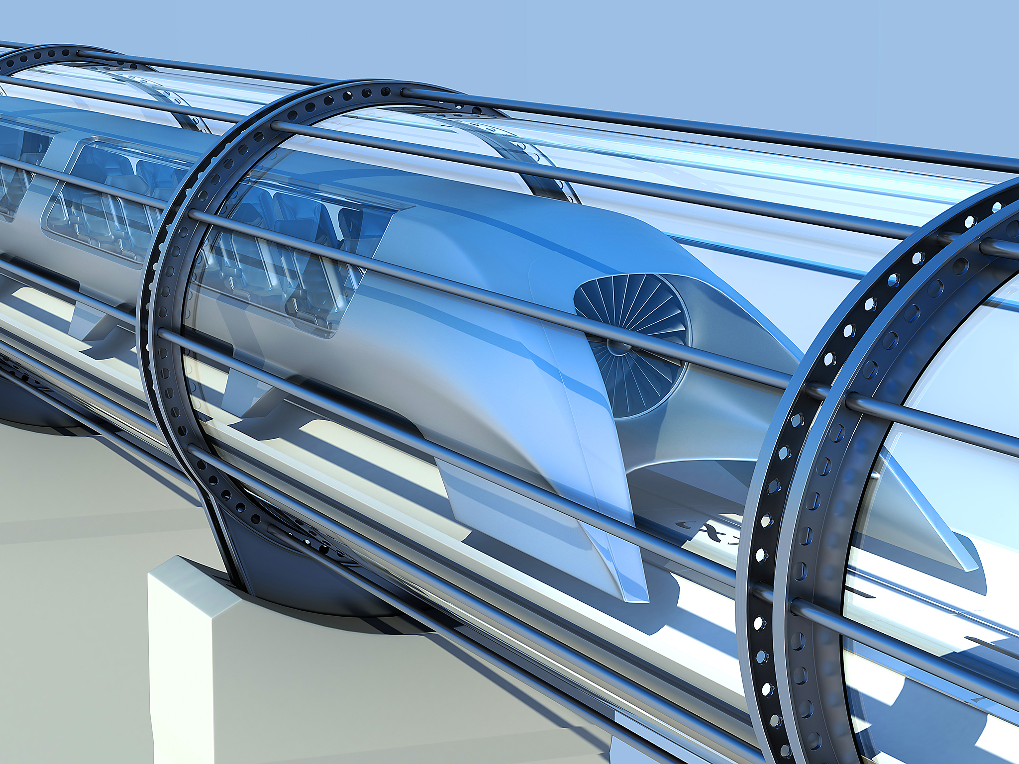 Hyperloop Technology Development