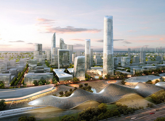 DWG Smart City Initiative | National Infrastructure Project