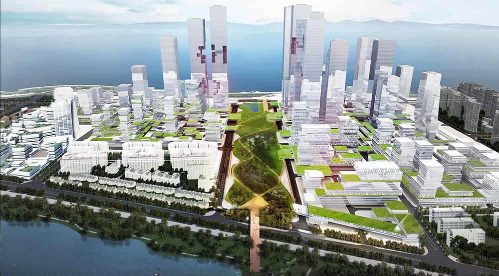 DWG Smart City Odessa