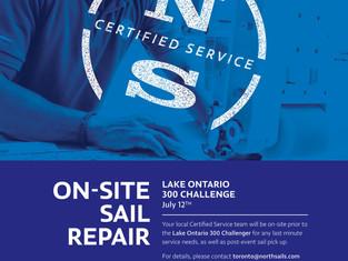 North Sails Toronto Provides Regatta Service