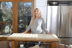 Julie in Her Kitchen - Jan 7 2017