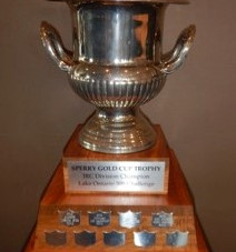 Sperry Gold Cup Trophy