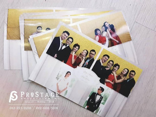 Bridal Make Up + Actual Day Photography + Instant Print Photobooth