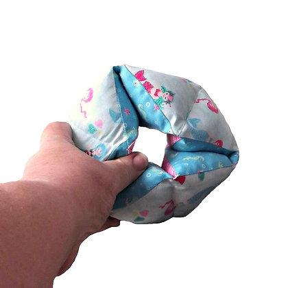 Cotton fabric soft fidget toy mermaids Polar Moon