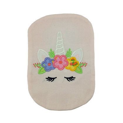 Stoma Bag/Pouch Cover, Unicorn Crown