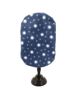 Stoma Bag Pouch Cover, Glow in the Dark Blue Stars