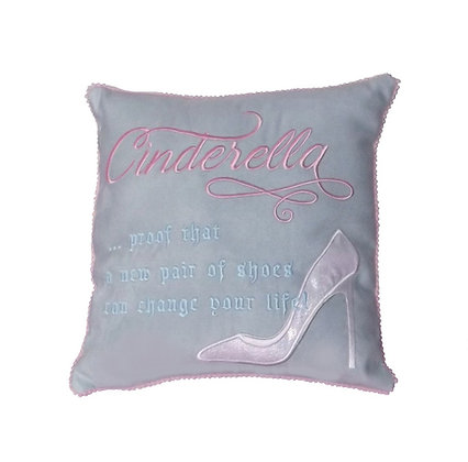 Cinderella Cushion
