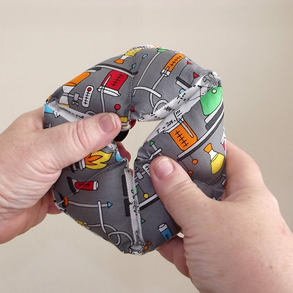 Soft Fidget Toy for Dementia, Autism and Stress, Science