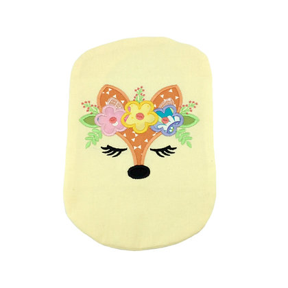 Stoma Bag/Pouch Cover, Fox Crown